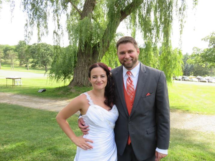 Kristen & Todd, July 2016