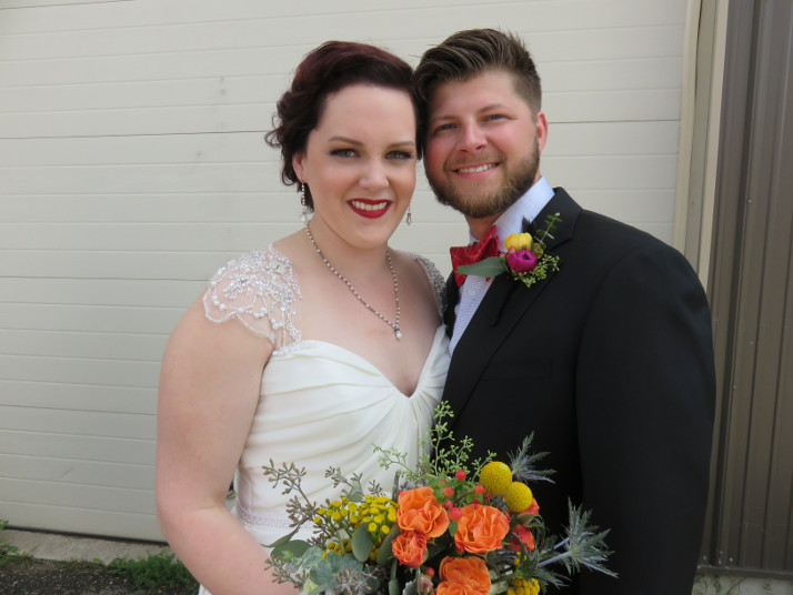 Megan & Andrew, August 2016