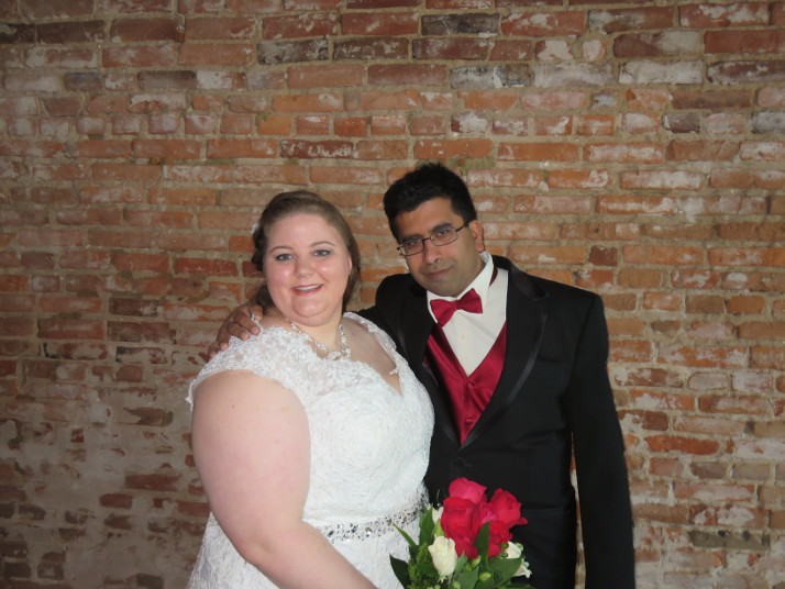 Bethany & Raj, March 2017