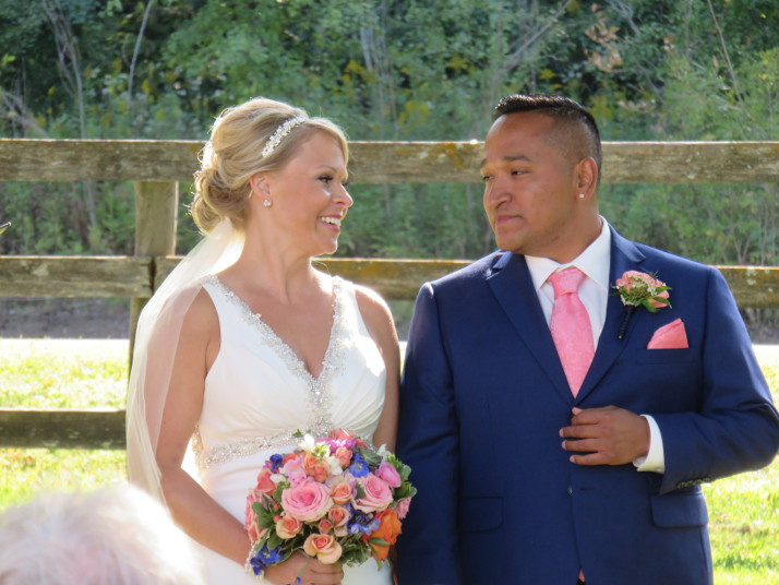 Melissa & Jose, September 2017